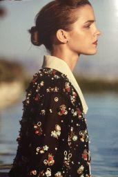 Emma Watson - Porter Magazine Winter 2015 Photos