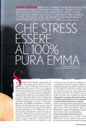 Emma Watson - TUSTYLE Magazine November 2015 Issue