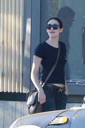 Emmy Rossum - Out in Los Angeles, November 2015