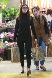 Emmy Rossum - Shopping in Los Angeles, November 2015