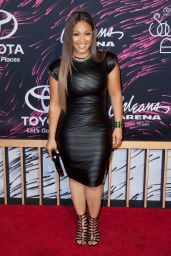 Erica Campbell – 2015 BET Soul Train Awards at the Orleans Arena in Las Vegas