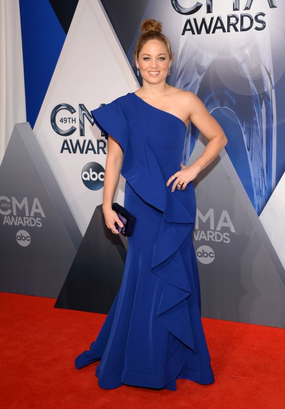Erika Christensen – 2015 CMA Awards in Nashville