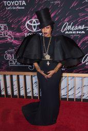Erykah Badu – 2015 BET Soul Train Awards at the Orleans Arena in Las Vegas