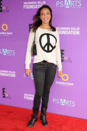Eva LaRue - 2015 P.S. ARTS Express Yourself Event in Santa Monica