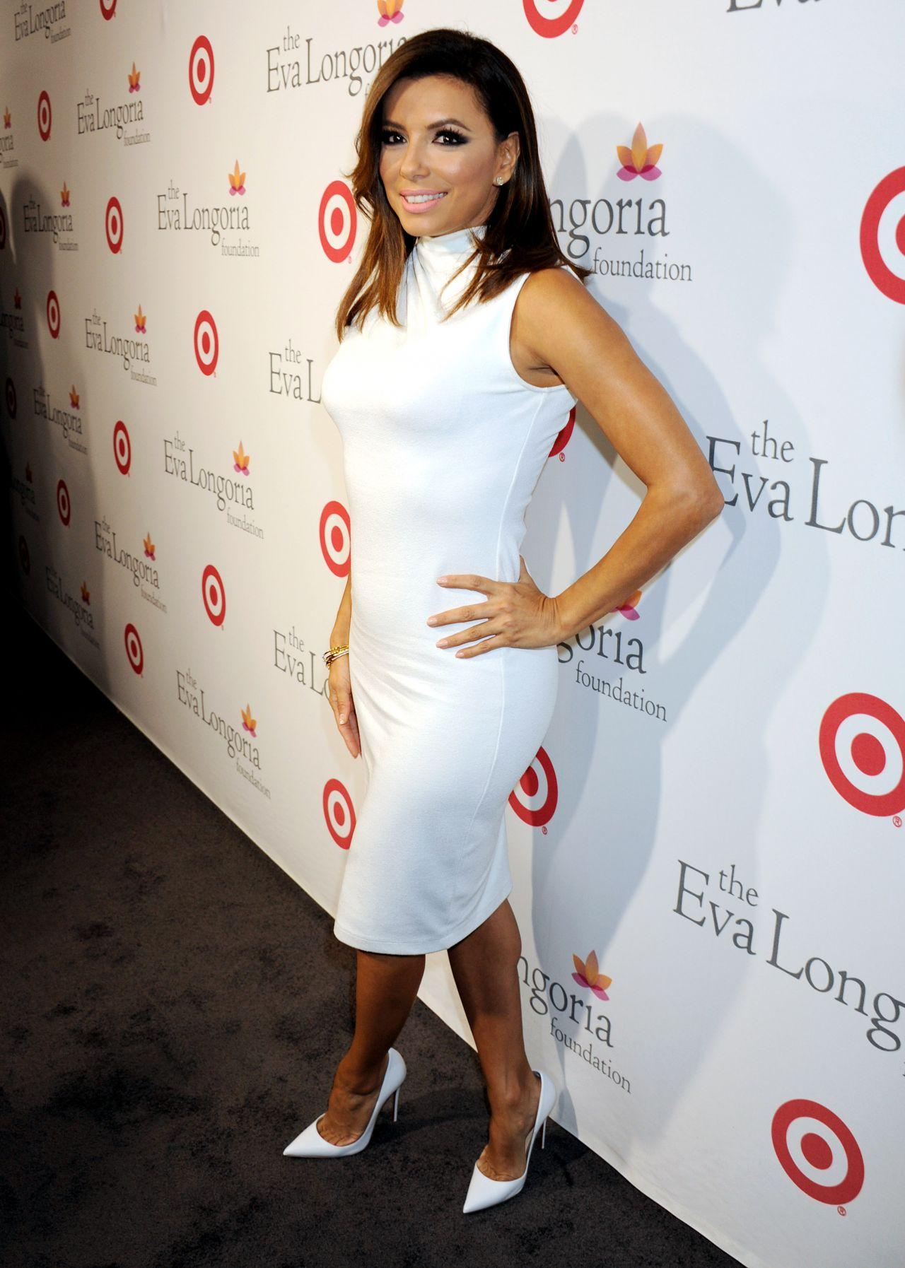 Eva Longoria – 2015 Eva Longoria Foundation Dinner in Hollywood Eva Longoria