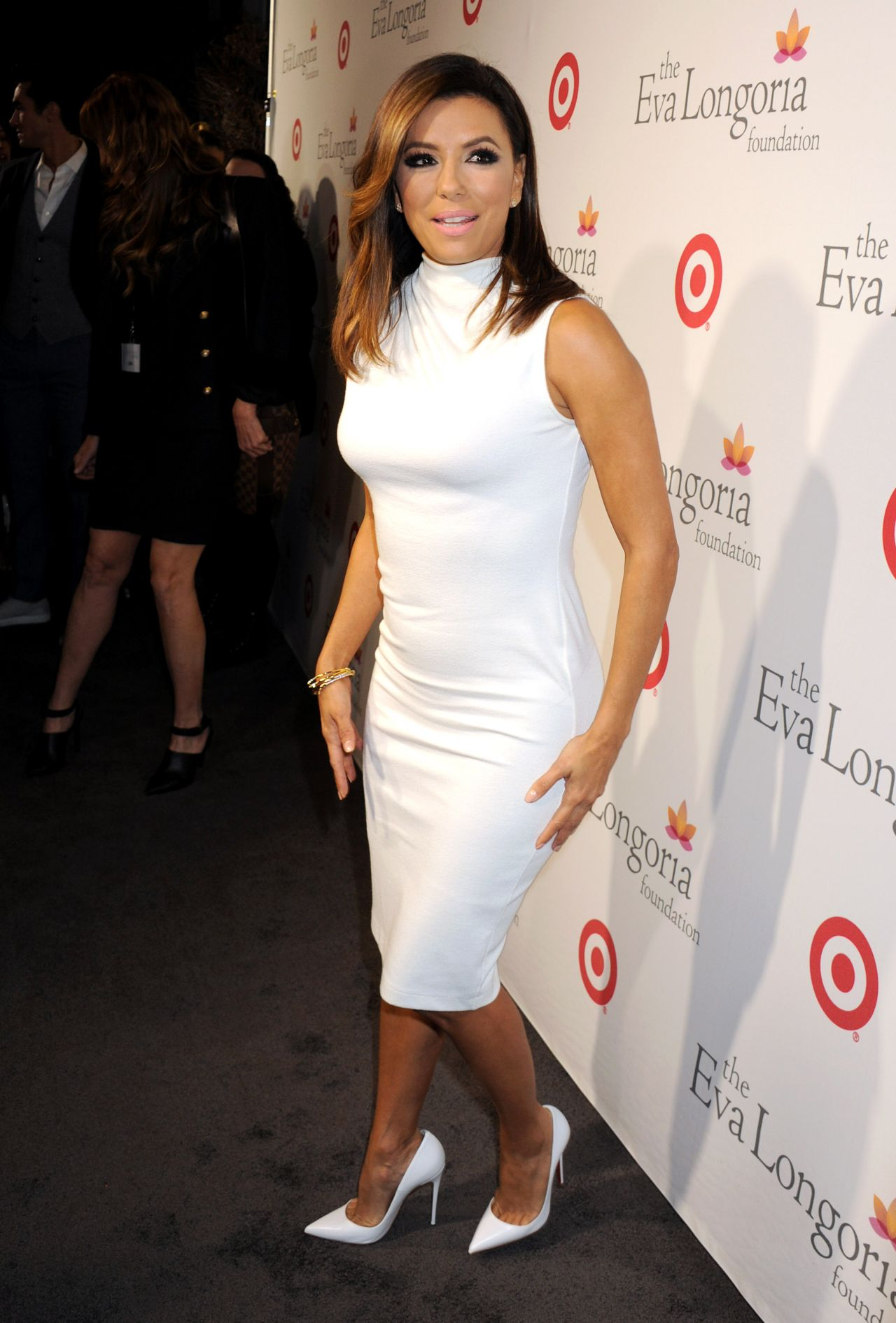 Eva Longoria 2015 Eva Longoria Foundation Dinner In Hollywood