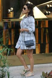 Eva Longoria - Shopping at Bal Harbour - November 2015