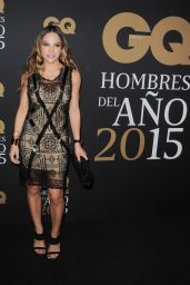 Fabiola Campomanes – GQ Men of the Year Awards 2015 in Mexico City