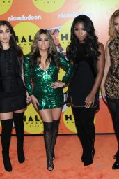Fifth Harmony – 2015 Nickelodeon HALO Awards at Pier 36 in New York