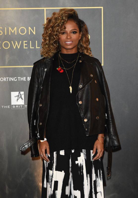 Fleur East – 2015 Music Industry Trusts Award (MITS) in London
