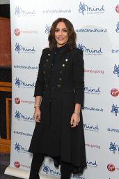 Frankie Bridge (Sandford) – Mind Media Awards 2015 at The Troxy in London