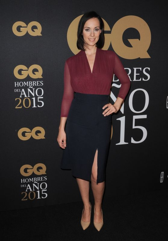 Gabriela de la Garza – GQ Men of the Year Awards 2015 in Mexico City