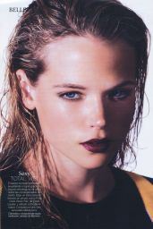 Gabriella Wilde - Glamour Magazine Spain August 2015 Issue