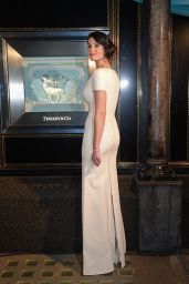Gemma Arterton - Tiffanny Launch XMAS Collection in London, November 2015
