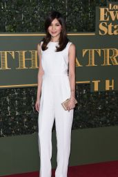 Gemma Chan – 2015 Evening Standard Theatre Awards in London