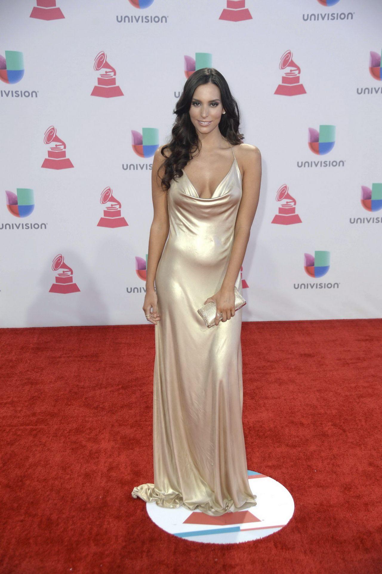 Genesis Rodriguez 2015 Latin Grammy Awards In Las Vegas