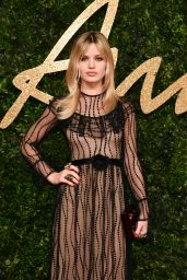 Georgia May Jagger – British Fashion Awards 2015 in London