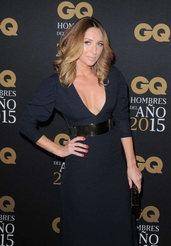 Geraldine Bazan – GQ Men of the Year Awards 2015 in Mexico City