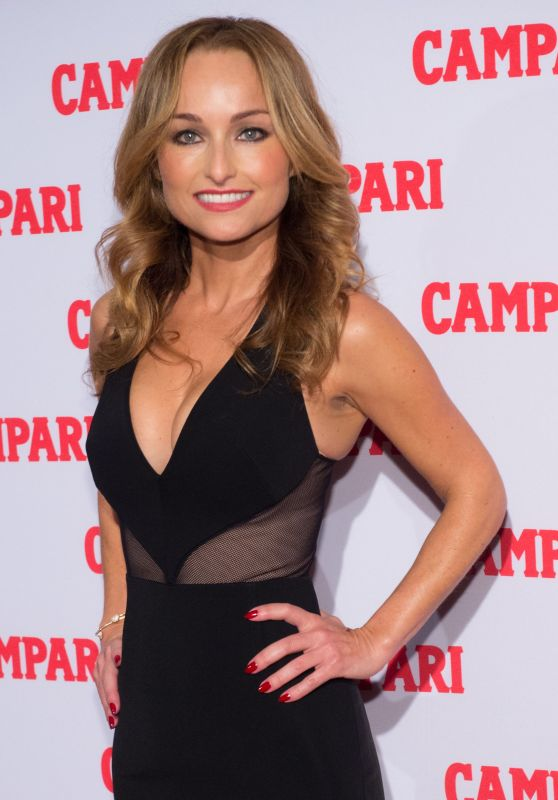 Giada De Laurentiis – Campari Launch of the Bittersweet Campaign in NY, November 2015