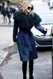 Gigi Hadid Autumn Style - New York City, November 2015