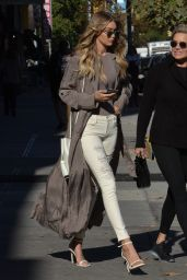 Gigi Hadid Casual Style - Out in New York City, November 2015