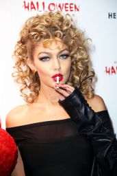 Gigi Hadid – Heidi Klum Halloween Party in New York City, October 2015