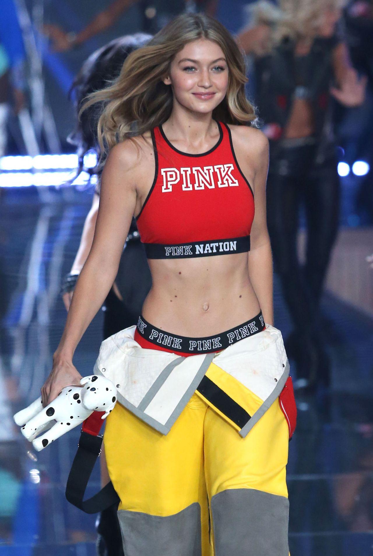 Gigi Hadid Victoria S Secret Fashion Show