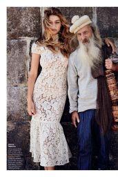 GiGi Hadid - Vogue Magazine December 2015 Issue