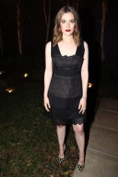 Gillian Jacobs - Lela Rose Los Angeles Dinner in Los Angeles, November 2015