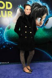Gizzi Erskine - Good Dinosaur Gala Screening in London