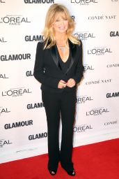 Goldie Hawn – 2015 Glamour Women Of The Year Awards at Carnegie Hall in New York