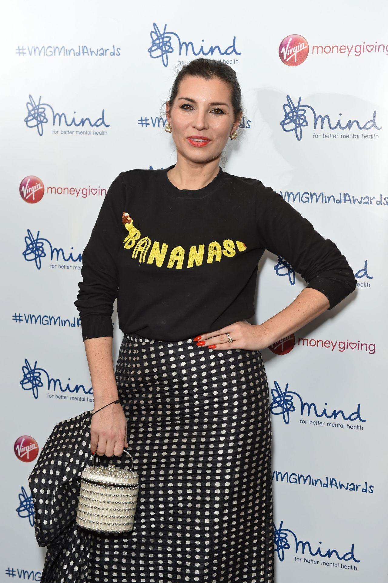 c0f9b0428671 Grace Woodward – Mind Media Awards 2015 at The Troxy in London