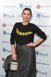 Grace Woodward – Mind Media Awards 2015 at The Troxy in London