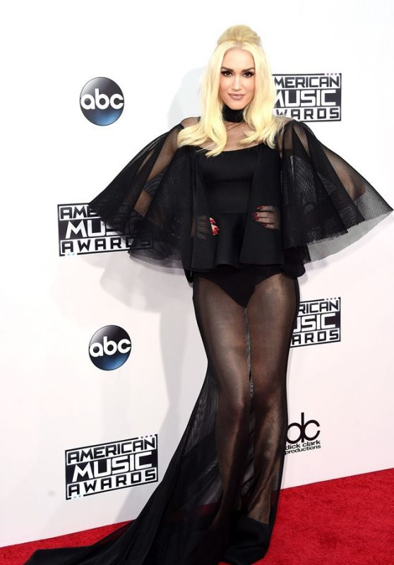 Gwen Stefani - 2015 American Music Awards in Los Angeles
