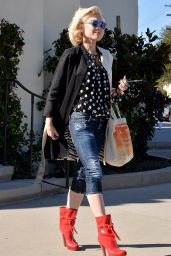 Gwen Stefani - Out in LA, November 2015