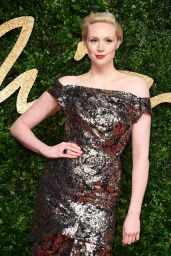 Gwendoline Christie – British Fashion Awards 2015 in London