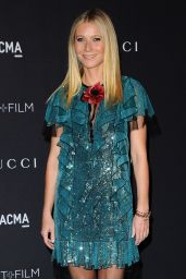 Gwyneth Paltrow - LACMA 2015 Art+Film Gala Honoring James Turrell And Alejandro G Inarritu in Los Angeles