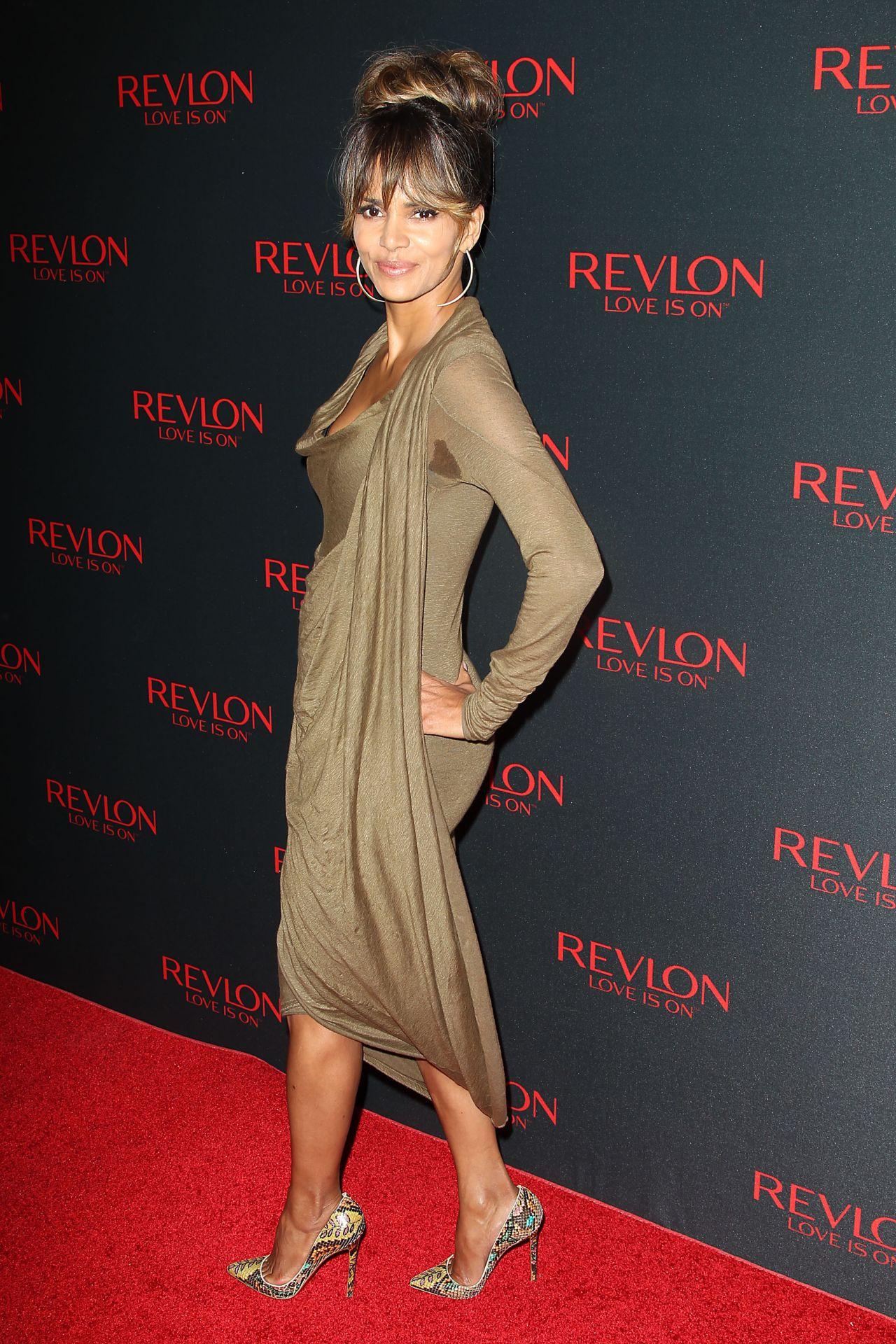 Halle Berry Revlon Love Is On Million Dollar Challenge