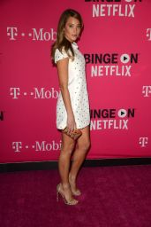 Hannah Davis – T-Mobile Un-Carrier X, November 2015