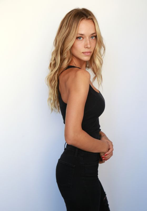 Hannah Ferguson - IMG Models Digitals 2015