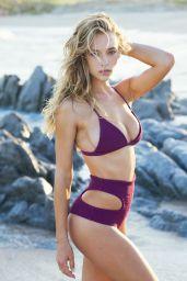 Hannah Ferguson - Tori Praver Swimwear - Resort 2016