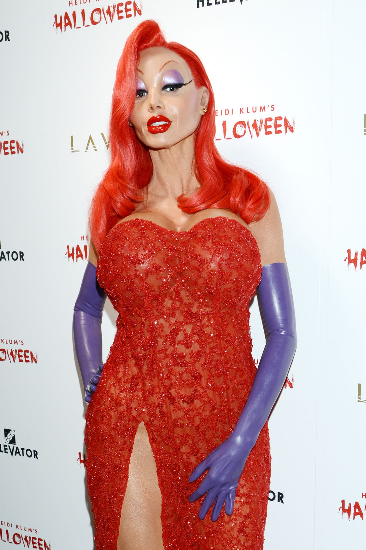 Klum – Heidi Klum Halloween Party in New York City, October 2015