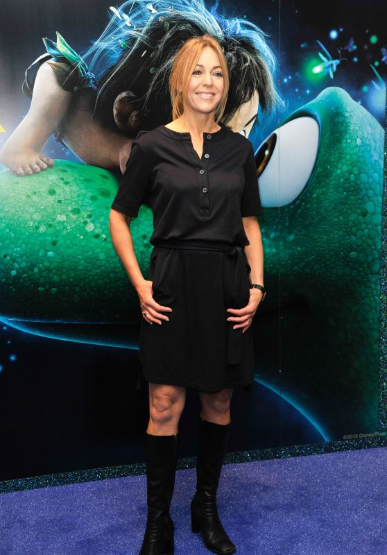 Helen Fospero – Good Dinosaur Gala Screening in London