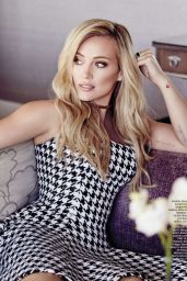 Hilary Duff – Glamour Magazine Mexico November 2015 Issue