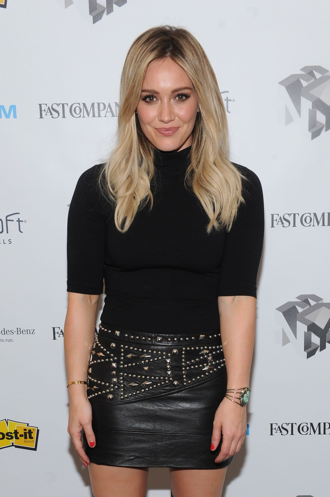 Hilary Duff - The Fast Company Innovation Festival Inside ... Hilary Duff