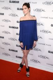 Hilary Rhoda – 2015 Glamour Women Of The Year Awards in New York City