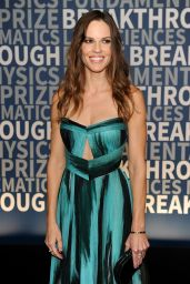 Hilary Swank - 2016 Breakthrough Prize Ceremony in Mountain View