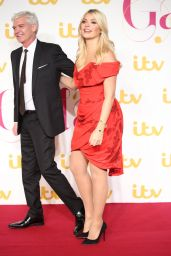 Holly Willoughby - itv 60th Anniversary Gala, November 2015