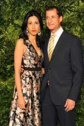 Huma Abedin – 2015 CFDA/Vogue Fashion Fund Awards in New York City