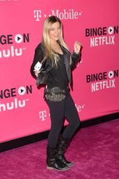 iJustine - T-Mobile Celebrates Un-carrier X With Bruno Mars in Los Angeles